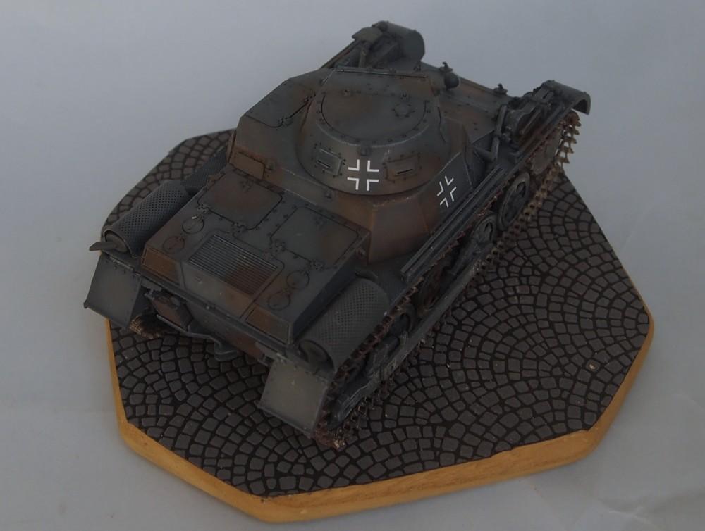 Pz.Kpfw. I Ausf. A 4.Serie/La.S (Dragon 1/35 ref 6451) Mon03