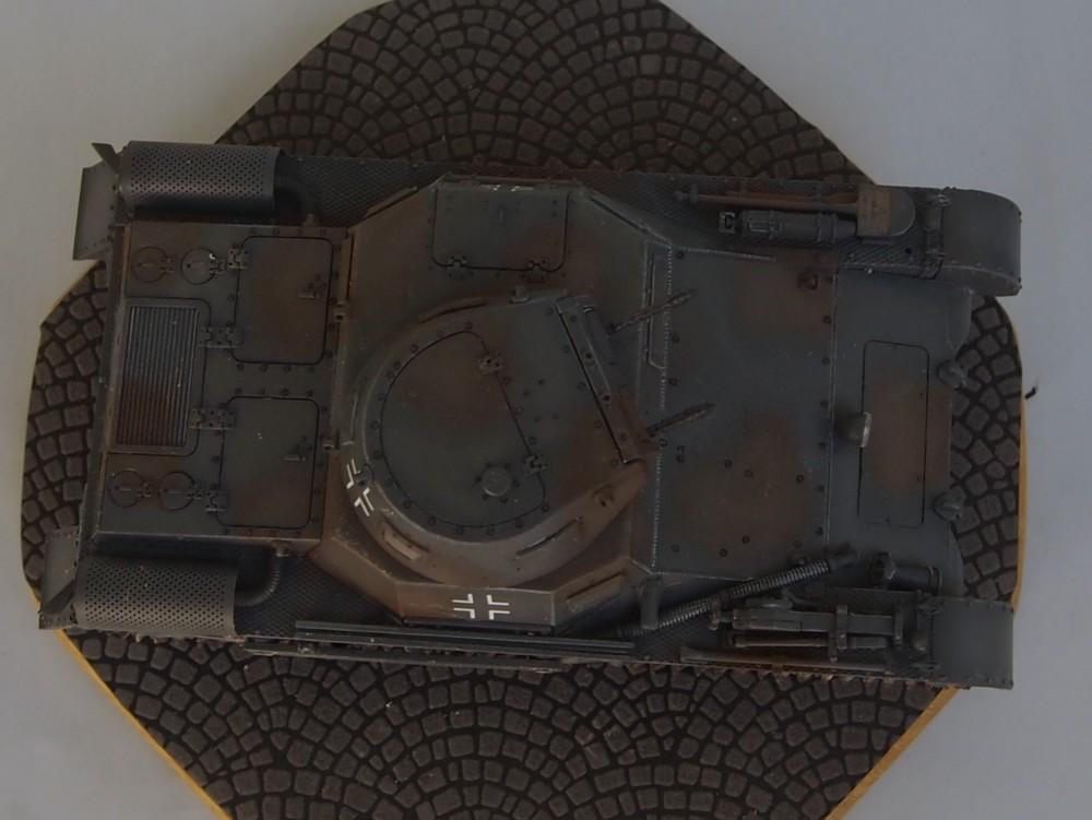 Pz.Kpfw. I Ausf. A 4.Serie/La.S (Dragon 1/35 ref 6451) Mon05